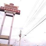 Photo taken at Krispy Kreme Doughnuts by Shelia L. on 8/7/2012