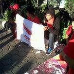 Photo taken at Lapas Kebon Waru by Mochamad R. on 7/23/2012