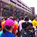 Photo taken at Monument Ave 10k 2012 by john s. on 5/28/2012