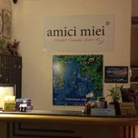 Photo taken at amici miei hotel by Hulk N. on 3/30/2012