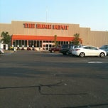 Photo taken at The Home Depot by Roland on 6/20/2012
