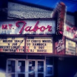 Photo taken at Alhambra Mt. Tabor Theater by Q D. on 6/21/2012