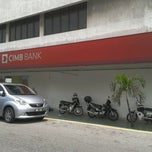 Photo taken at CIMB Bank by Mohammad Azlan H. on 3/15/2012
