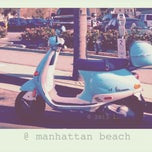 Photo taken at Manhattan Beach by i 💕 on 11/16/2013