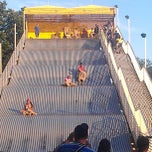 Photo taken at The Giant Slide by Simone on 8/17/2013