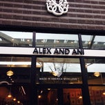 Photo taken at ALEX AND ANI Patriot Place by Sarah W. on 7/16/2014