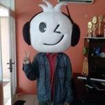 Photo taken at Radio 105.2 SSFM Semarang by Leonardo G. on 10/10/2012