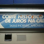 Photo taken at Caixa Econômica Cidade das Flores by Marcelo C. on 2/19/2013