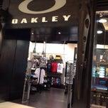 Photo taken at Oakley by Gabriele on 11/16/2013