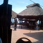 Photo taken at Ghanaian Village Restaurant by Doha P. on 6/16/2013