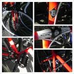 Photo taken at Peddler Bike Shop by Jahlil J. on 11/23/2012