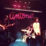 Photo taken at Antone's by Guy B. on 10/27/2012