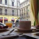 Photo taken at Hotel Manes by Avrik G. on 5/3/2013