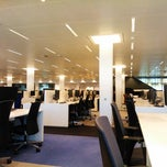 Photo taken at Tilburg University Library by Yunjing Z. on 4/1/2013