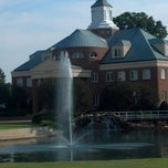 Photo taken at Wingate University by Jeremy L. on 9/28/2012