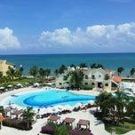Photo taken at Secrets Capri Riviera Cancun by Secrets Capri Riviera Cancun on 4/10/2013