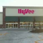 Photo taken at Hy-Vee by Jonathan Z. on 10/29/2012