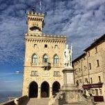Photo taken at Palazzo Di Governo San Marino by Vladimir on 11/21/2014