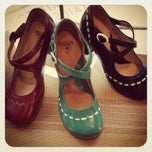 Photo taken at John Fluevog Shoes by Ericka B. on 5/10/2014