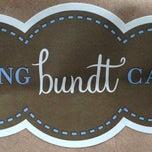 Photo taken at Nothing Bundt Cakes - Lone Tree by Sherri M. on 2/15/2013