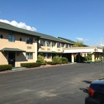 Photo taken at Super 8 Motel by Eric on 7/29/2013