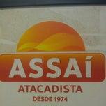 Photo taken at Assaí Atacadista by Zenilson M. on 8/5/2013