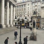 Photo taken at Bank of England Museum by HIROFUMI E. on 3/19/2015