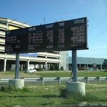 Photo taken at Park & Ride/Cell Phone Lot by Lindsey G. on 5/14/2013