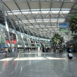 Photo taken at Düsseldorf Airport (DUS) by Herr E. on 4/20/2013