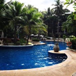Photo taken at Horizon Beach Reaort Hotel, Karon Beach by Danna on 11/18/2014