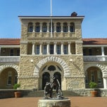 Photo taken at The Perth Mint by Andrey K. on 1/15/2013