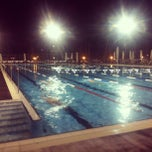 Photo taken at Gordon Swimming Pool by Myles C. on 2/10/2013
