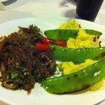 Photo taken at Restaurante Sal da Terra by Ana V. on 7/27/2013