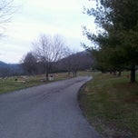 Photo taken at Tyler Mountain Memory Gardens by Michael P. on 1/29/2013