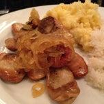 Photo taken at Bowler Restaurant by Jason O. on 3/8/2013
