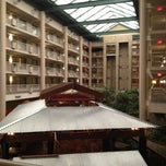 Photo taken at Embassy Suites Syracuse by Daniela R. on 10/19/2012