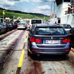 Photo taken at Hafen Bingen by Arthur P. on 7/13/2013