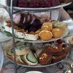 Photo taken at Mrs B's Tea Parlor by Shannon H. on 2/23/2013