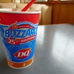 Photo taken at Dairy Queen by Sadaf on 7/21/2013