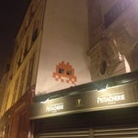 Photo taken at Space Invader by Sandrine A. on 11/11/2013