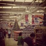 Photo taken at Chedraui by Iran on 12/24/2012