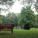 Photo taken at McLean Central Park by Hussah N. on 8/6/2013