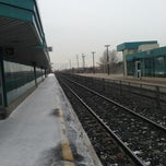 Photo taken at GO Train - Lakeshore West by Jon M. on 1/25/2013