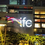Photo taken at ifc mall 國際金融中心商場 by Pavel V. on 4/1/2013