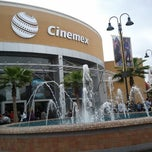 Photo taken at Cinemex by Guillermo L. on 5/6/2013