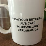 Photo taken at Al's Cafe In The Village by Andrew on 6/24/2013