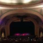 Photo taken at Rochester Auditorium Theatre by Tracy T. on 10/6/2012