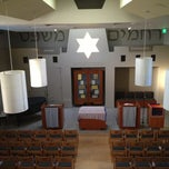 Photo taken at Congregation Kol Ami by Denise E. on 1/25/2013