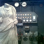 Photo taken at Centrale Montemartini by Riccardo F. on 3/10/2013