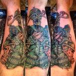 Photo taken at Kane Pa by Bob Price Tattoo Artist T. on 11/8/2014